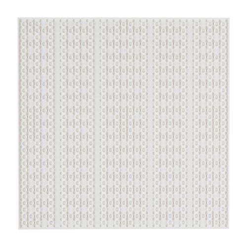 OPEN BRICKS Bauplatte 32 x 32 Weiß