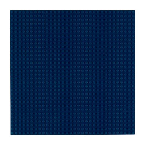 OPEN BRICKS Bauplatte 32 x 32 Tiefblau