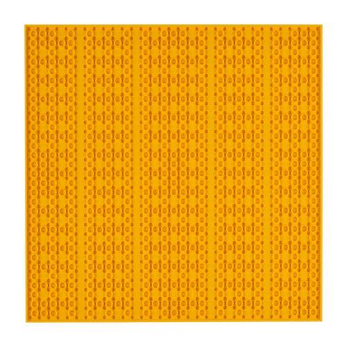 OPEN BRICKS Bauplatte 32 x 32 Gelb
