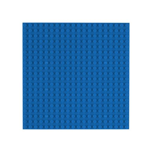 OPEN BRICKS Bauplatten 20 x 20 Blau