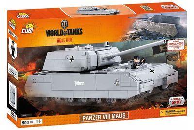 COBI - Small Army 3024 SDKFZ 205 PZKF VIII Maus