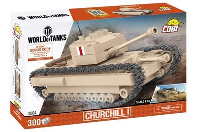 COBI - WOT 3064 Churchill