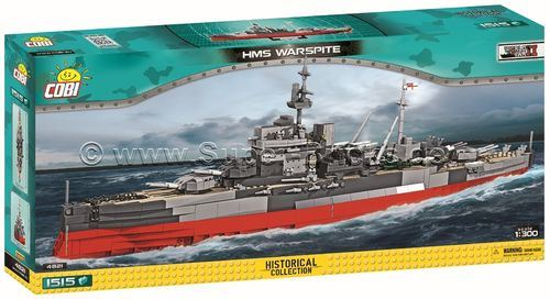 COBI - HC 4820 HMS Warspite
