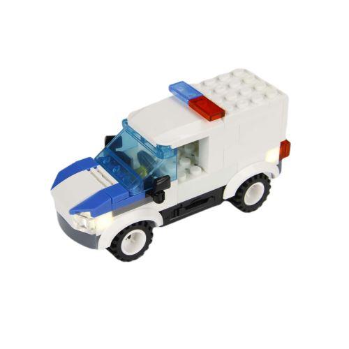 STAX® Polizeiwagen - LEGO®-kompatibel