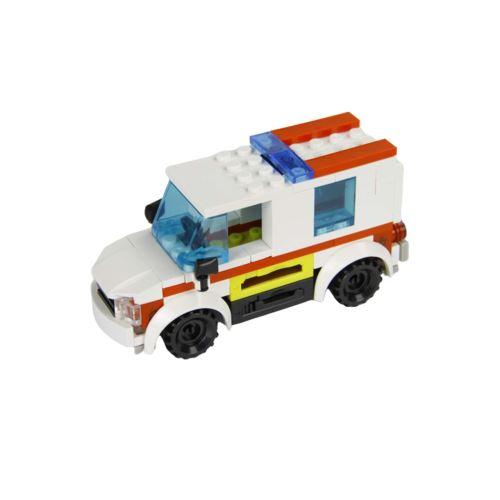 STAX® Krankenwagen- LEGO®-kompatibel