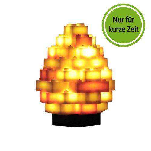 STAX® Osterei gelb/orange matt