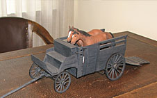 Pferdelazarette