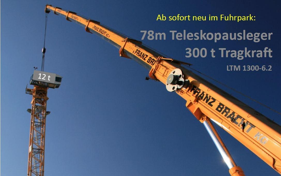 Liebherr LTM 1300 6 2