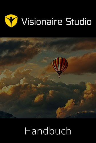 Visionaire Studio - Handbuch