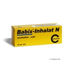 Babix Inhalat N, 10 ml