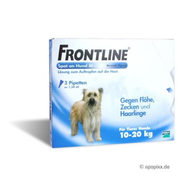 frontline hund frontline hund einebinsenweisheit. Black Bedroom Furniture Sets. Home Design Ideas