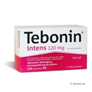 Tebonin Intens 120mg Tabletten, 120 Stück