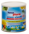 Hansepharm Power Eiweiss Plus Vanille Pulver (750 g)