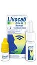 LIVOCAB direkt Kombi 4 ml Augentropfen + 5 ml Nasenspray