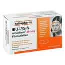 IBU-LYSIN-ratiopharm® 684 mg Filmtabletten, 50 Stück