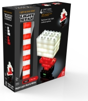 LIGHT STAX® Night Light Red & White - DUPLO®-kompatibel