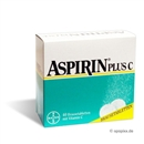 Aspirin Plus C, 40 Stück