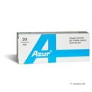 Azur, 20 Stück