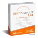Biotin Impuls 5mg, 100 Stück