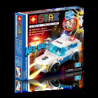 STAX Hybrid ® Police Car - LEGO®-kompatibel