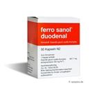 Ferro Sanol Duod Mr Pellet, 50 Stück