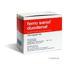 Ferro Sanol Duod Mr Pellet, 100 Stück