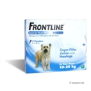 Frontline Spot On Hund 20 vet. Lösung - 3 Stück