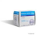 Methionin Hexal 500mg Tabletten, 100 Stück