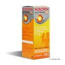 Nurofen Junior Fiebersaft 2%Orange, 100 ml