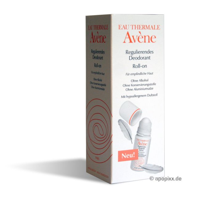 Avene Deodorant, 50ml