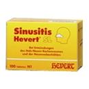 Sinusitis Hevert Sl Tabletten, 100 Stück