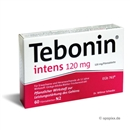 Tebonin Intens 120mg Tabletten, 60 Stück