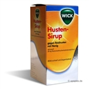 Wick Husten Sirup, 120 ml