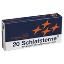 Schlafsterne Tabletten, 20 Stück