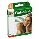 RATIOLINE elastic Wundschnellverband 8cmx1m