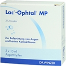 Lac-Ophtal Mp Augentropfen, 3x10 ml