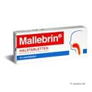Mallebrin Halstabletten, 20 Stück